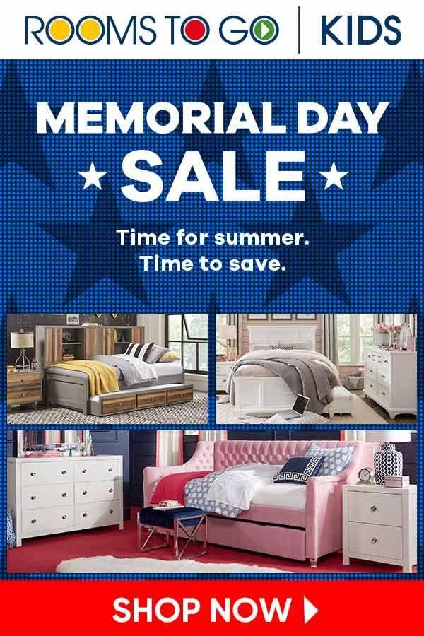 Memorial Day Sale | Furniture sale, Kids bedroom sets, Furniture