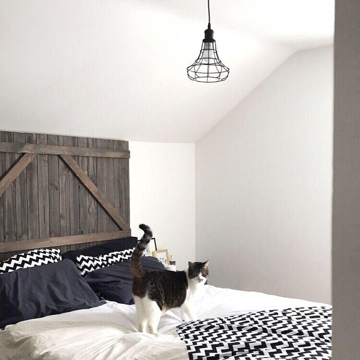 Chambre à coucher - maison Cynthia Dulude