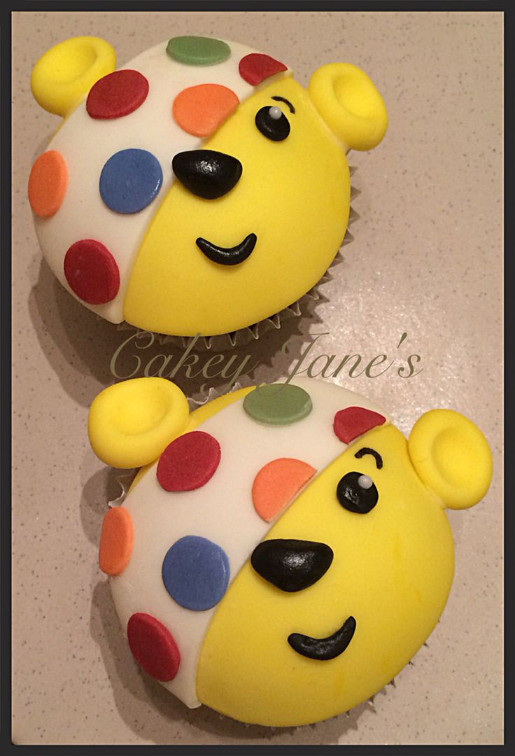 This year's Children In Need Pudseys