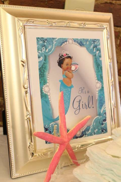 17 best ideas about mermaid baby showers on pinterest