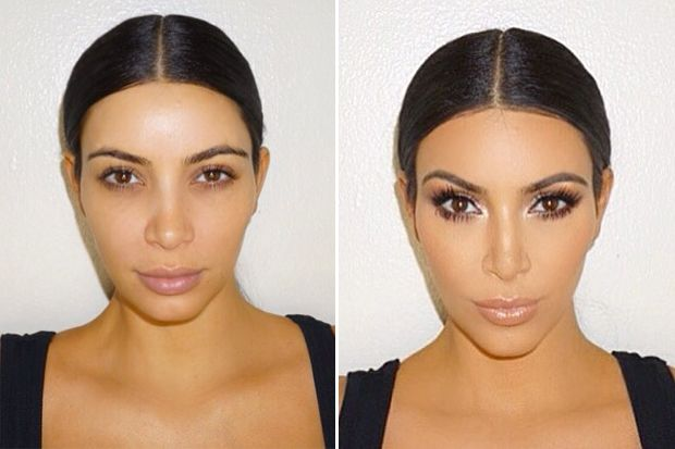 5 Tips On How to Do Your Makeup Like Kim Kardashian