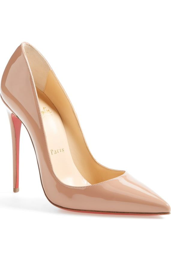 4b9a188af42 Christian Louboutin So Kate Pointy Toe Pump (Women) | Nordstrom ...
