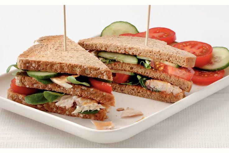 Sandwiches met makreel - Recept - Allerhande