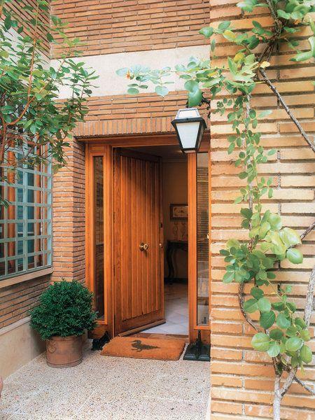 M s de 1000 ideas sobre puertas de entrada r sticas en - Puertas rusticas alpujarrenas ...
