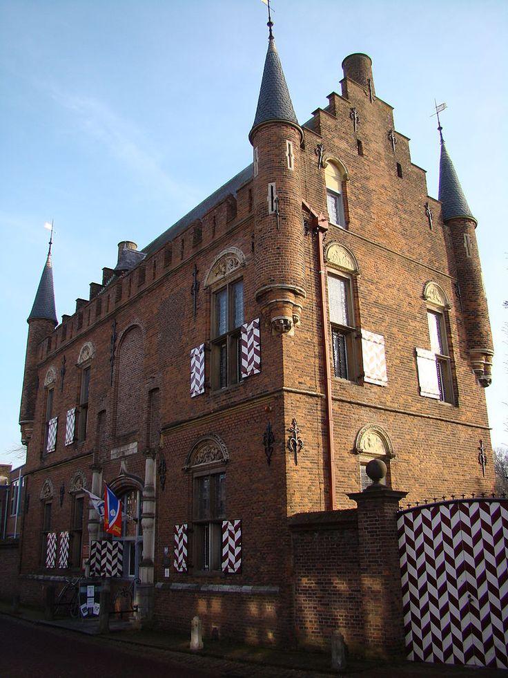 Huis Maarten van Rossum (Stadskasteel) in Zaltbommel