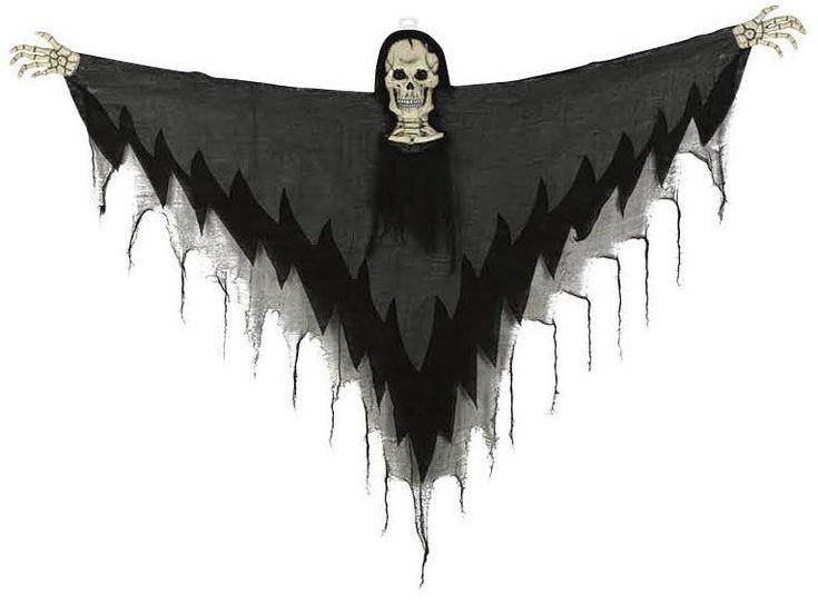 hovering horror skeleton halloween decorationshalloween partyskeletonparty