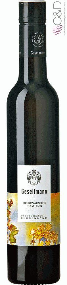 Folgen Sie diesem Link für mehr Details über den Wein: http://www.c-und-d.de/Burgenland/Saemling-Beerenauslese-2010-Weingut-Gesellmann-0375L_72537.html?utm_source=72537&utm_medium=Link&utm_campaign=Pinterest&actid=453&refid=43 | #wine #whitewine #wein #weisswein #burgenland #Österreich #72537