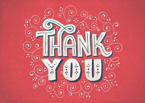 Thank You by Lori Danelle - Skillshare