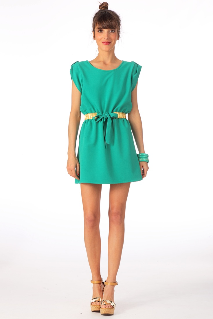 #monshowroom Un peu de couleur car c'est l'été quand même ! Cette magnifique robe fera craquer plus d'un c'est sur !