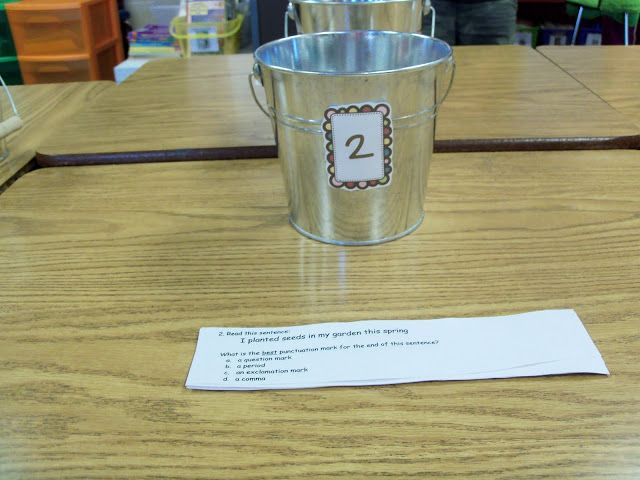 Test review idea. This is a great idea, I'm going to do this for science and social studies!