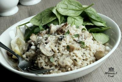 Рис с грибами | Женское кредо