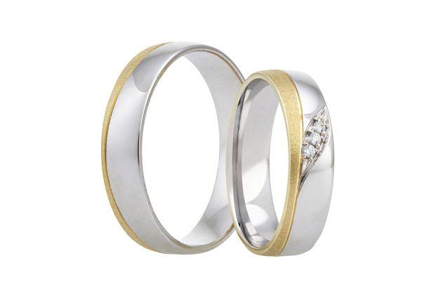 Snubní prsteny - model č. 367/02