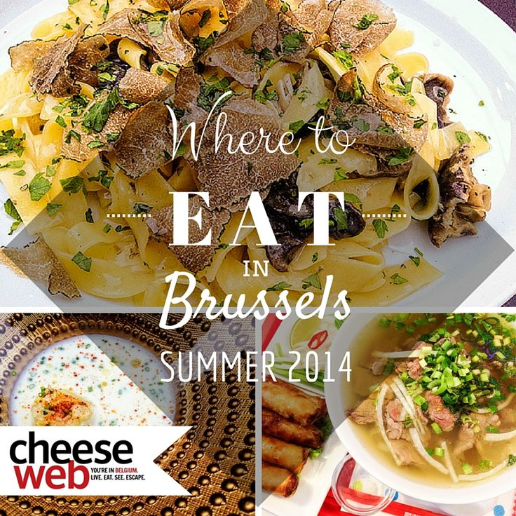 Where to eat in Brussels, Belgium
