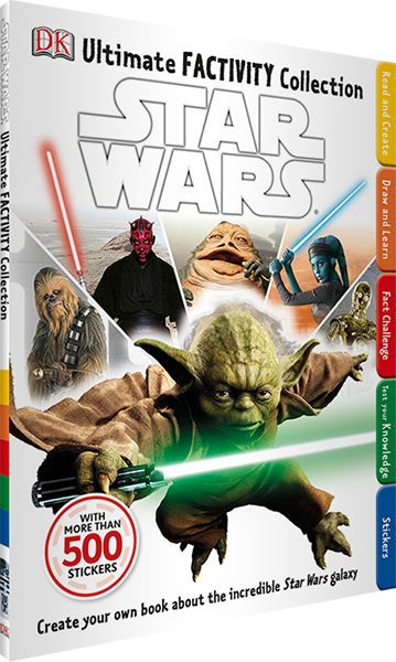 Star Wars: Ultimate Factivity Collection