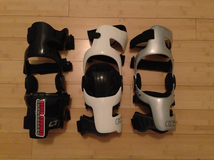 Cti knee brace.   Keeping me brace up to board for the last 6 years.    Thanks for a great product ossur