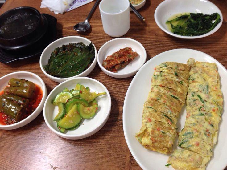 Korean side dish