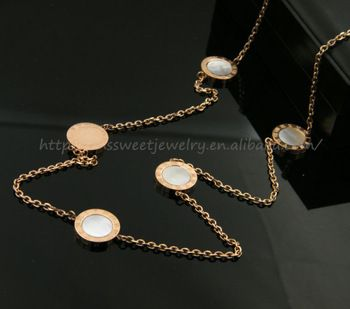 factory direct sale stainless steel necklaces for distributors