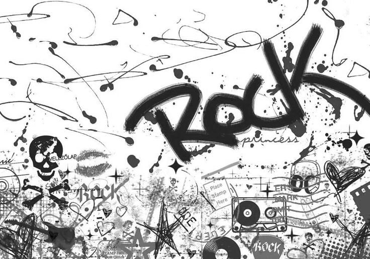 Rock elements.