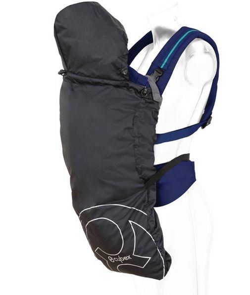 L´habillage pluie porte-bébé Cybex #My Go #2 Go est l´accessoire indispensable aux parents qui ne veulent pas se laisser arrêter par les intempéries pour leurs promenades avec leur enfant. Cet habillage pluie ne maintient pas seulement votre bébé bien au sec, il le protège également du vent et des basses températures. #HabillagePluieetvent2.GoetMy.Go #habillagepluie