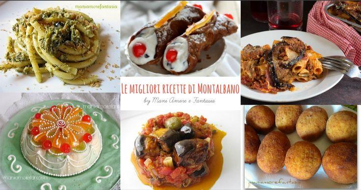 Quali sono le migliori ricette di Montalbano? Anche il mitico commissario nato dalla penna di Andrea Camilleri, avrebbe serie difficoltà a scegliere. Qui trovate una selezione dei piatti più noti!