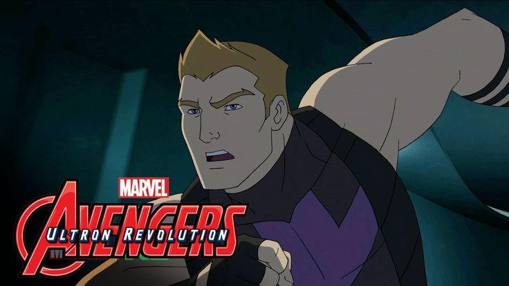 Marvel's Avengers: Ultron Revolution Season 3, Ep. 4 - Clip 1