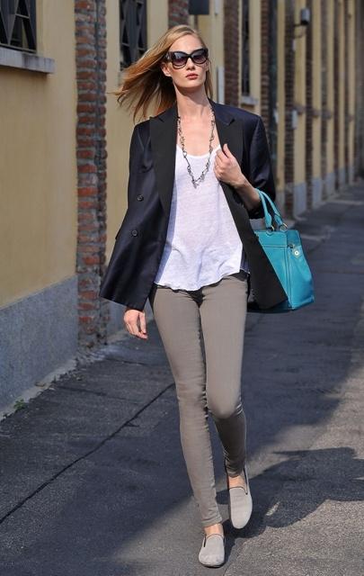 Eva Riccobono wearing #Fornarina #PerfectShape