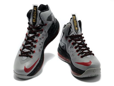 new product 2018e 9b91c Lebron 9 Elite Univeristy Red Black Metallic Gold 516958 101 - Out  Professionals. Cheap Nike Lebron 10 PS ...