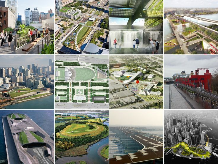 12 Projects that Explain Landscape Urbanism and How It's Changing the Face of Cities #green #sustainability #architecture  www.terrazzco.com