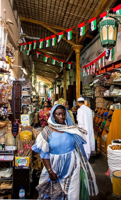 Spice Souk, Old Dubai, UAE