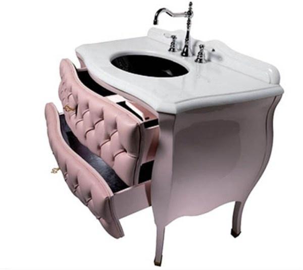 Opulent Vanities for Small Bathrooms