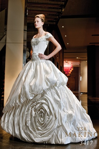 1000 images about stephen yearick on pinterest for Ysa makino wedding dress