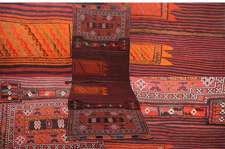 No other weavers are more innovative in making #kilims & #rugs than #persian #tribal  nomeds.