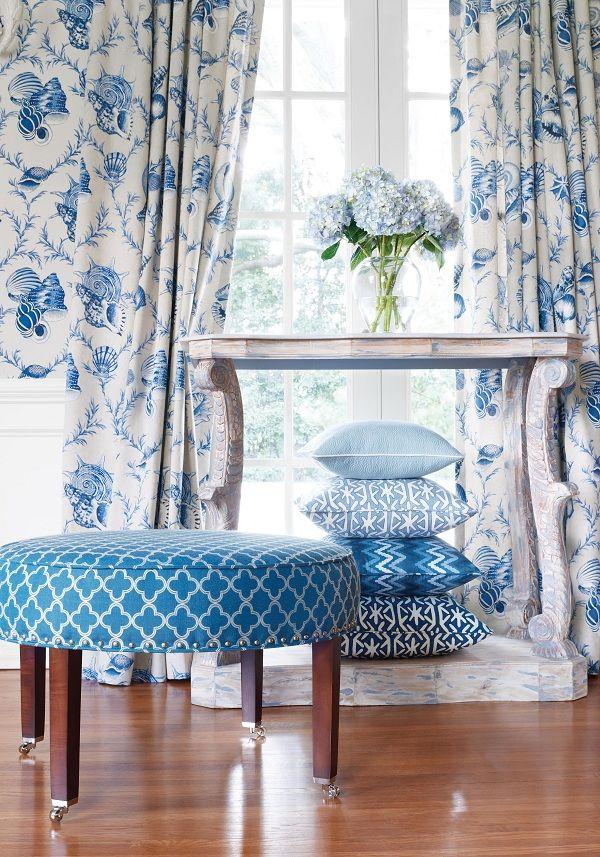 Новая коллекция обоев от Thibaut | Пуфик - блог о дизайне интерьера