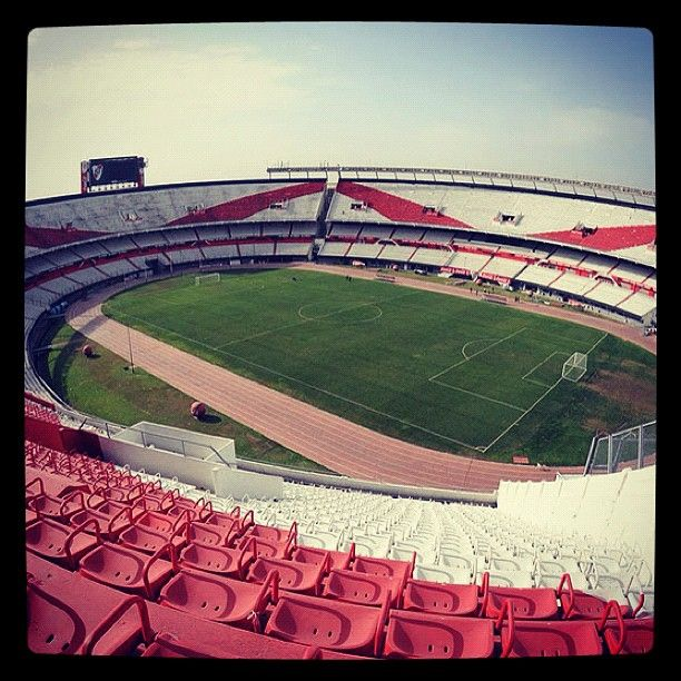 Estadio Monumental Club Atlético River Plate