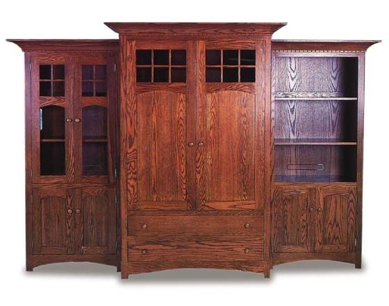 36 Best Craftsman Style Media Cabinets Images On Pinterest