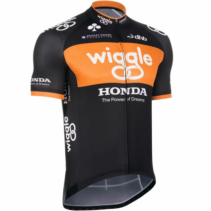 Wiggle | dhb Team Wiggle Honda Short Sleeve Jersey | Team Jerseys