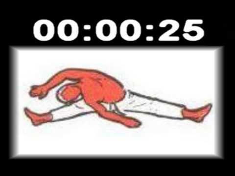 Suzuki Stretching video