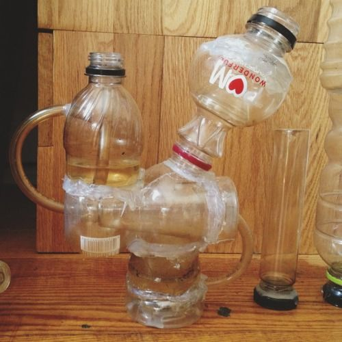 how to clean your weed bong