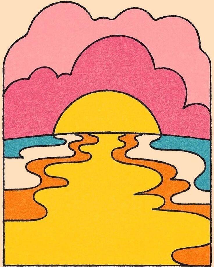 Captionless Obsessing over 60s/70s poster art ove…