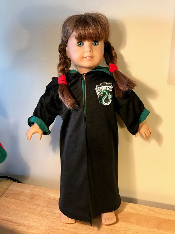 Harry Potter Robe for 18 Doll House Of by FlavorsofmyRainbow