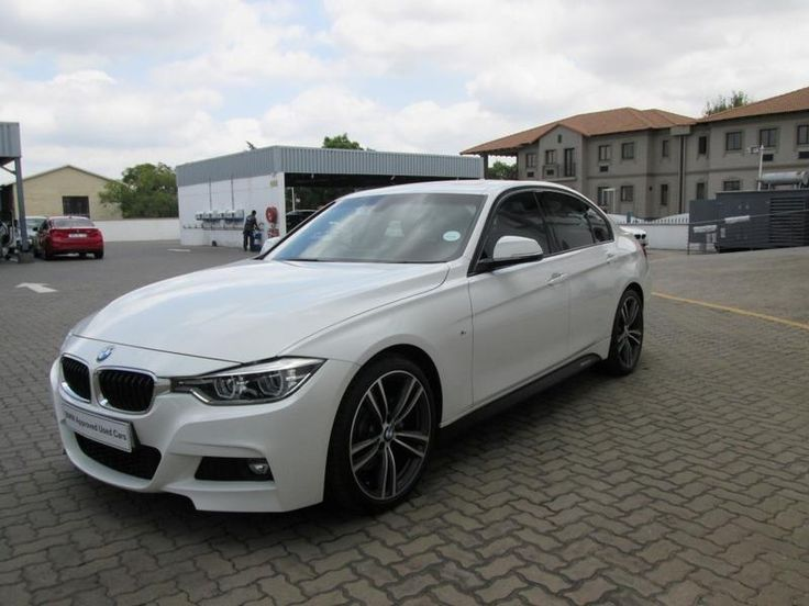 [BMW Approved Used] 2016 BMW 330i Auto M-Sport, Sandton, JHB - R499,000 #TrackReconFS