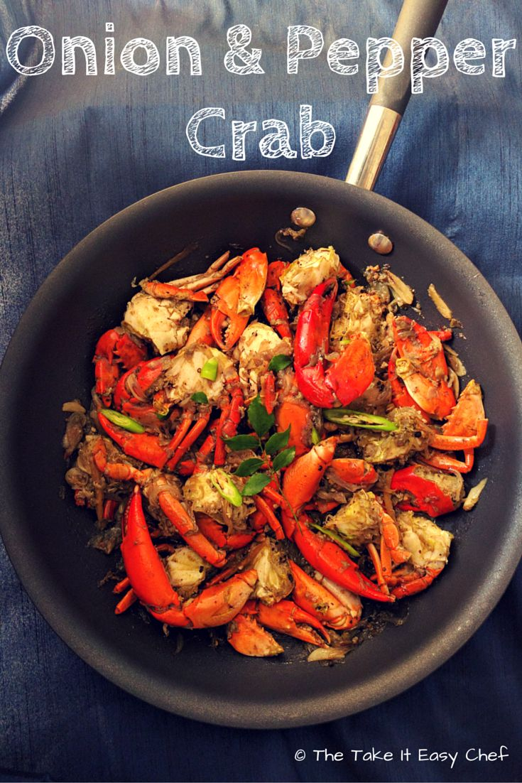107 best the take it easy chef images on pinterest exotic seafood recipes doesnt have to be difficult to cook this dish marries forumfinder Gallery