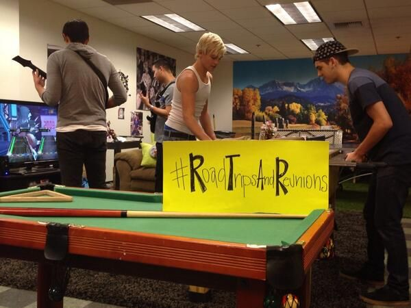 Ross Lynch Austin and ally
