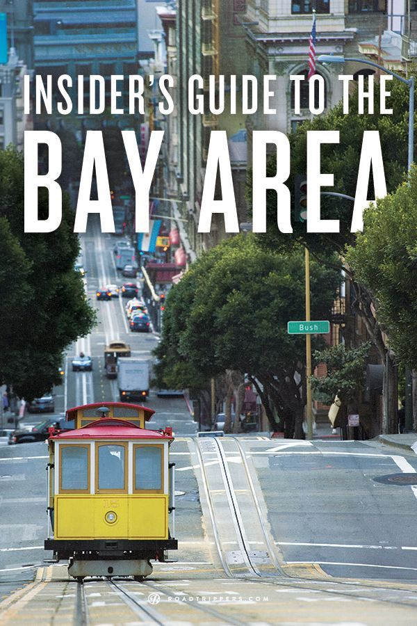 Live like a local in the Bay Area ➤ see more at www.matadornetwork.com