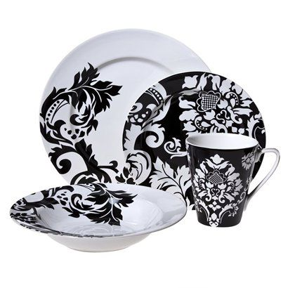 I'd have a different set of dishes for every occasion, and every day of the week, if I could.