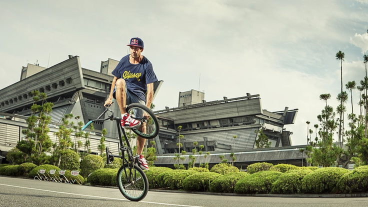 Terry Adams Retrospective: Learn about Flatland BMX - Video | Red Bull Bike #BMX #Flatland