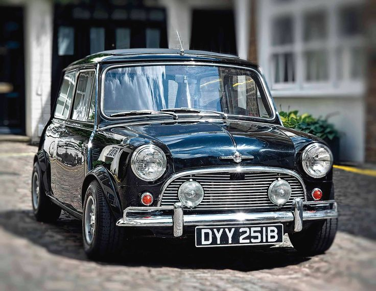The Radford Mini was the must-have car for the swinging sixties London set. Famous owners included John, Paul, George + Ringo, as well as Peter Sellers + Britt Ekland. Our Sept 3 #OutOfTheOrdinary sale features a rare model from 1964.  http://www.christies.com/lotfinder/lot/a-very-rare-radford-mini-de-ville-5818388-details.aspx