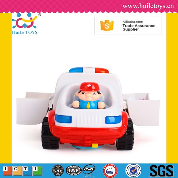 Huile toys wholesale toy from china ambulance toy car with EN71