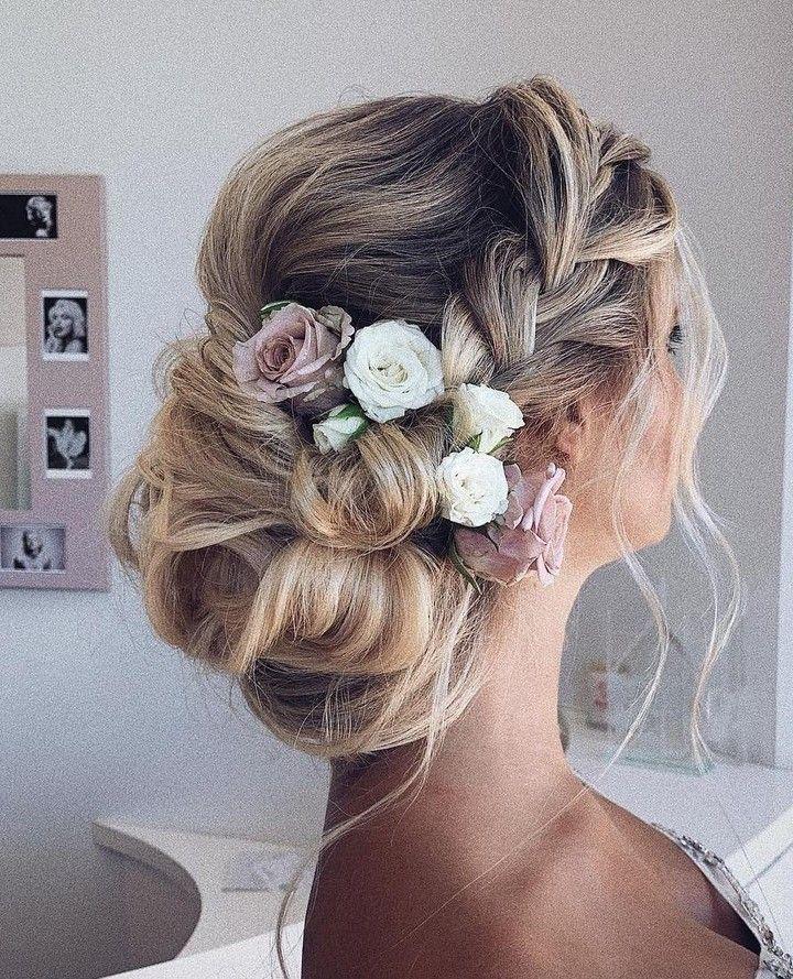 Romantische Hochsteckfrisuren für jede Braut!