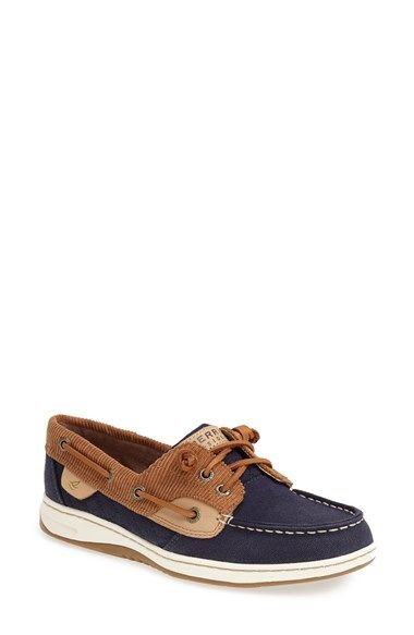Sperry Top-Sider® 'Ivyfish' Boat Shoe (Women) available at #